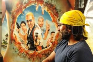 Saif AliKhan promotes Go Goa Gone in London (2)