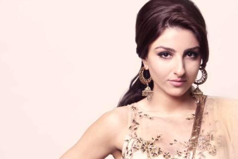 Soha Ali Khan shoots in Pataudi house
