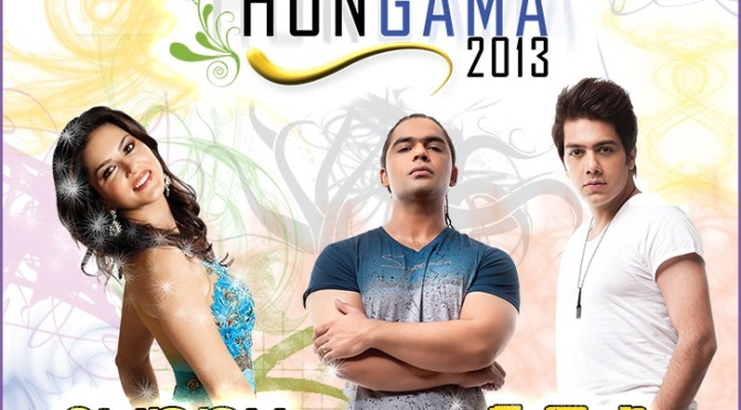 Sunny Leone to perform in London at 'Hungama 2013' in June