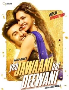 Yeh Jawaani Hai Deewani - UK cinemas