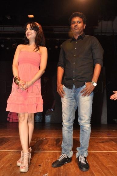 Ameesha & Dir Susi Ganesh