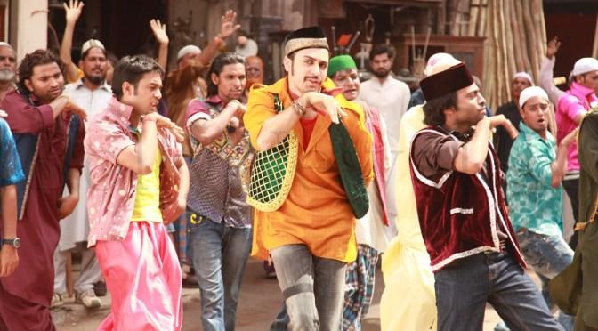 "Rishi Kapoor-Neetu Singh's ""Tayyab Ali"" recreated for ""OUATIMD"""