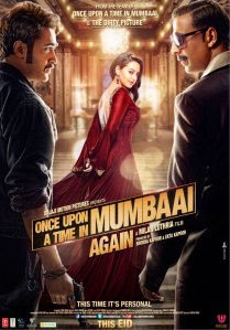 Once Upon a Time in Mumbaai Again - UK Release
