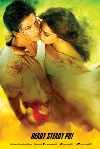 Chennai Express UK Release