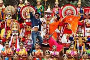 Chennai Express - Deepika and SRK