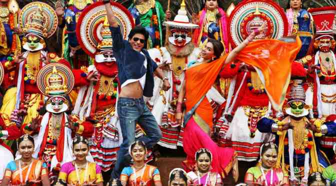 SRK and Honey Singh come together for 'Chennai Express'