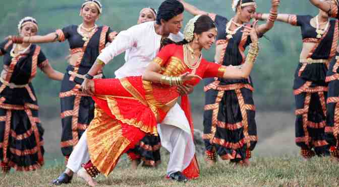 Deepika and SRK launch 'Chennai Express' music