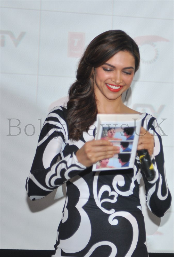 Deepika Padukone in London (5)