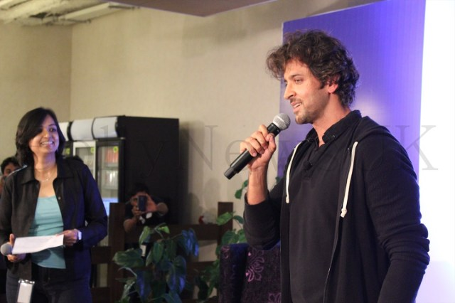 Hrithik Roshan - Krrish 3 Launch (1)