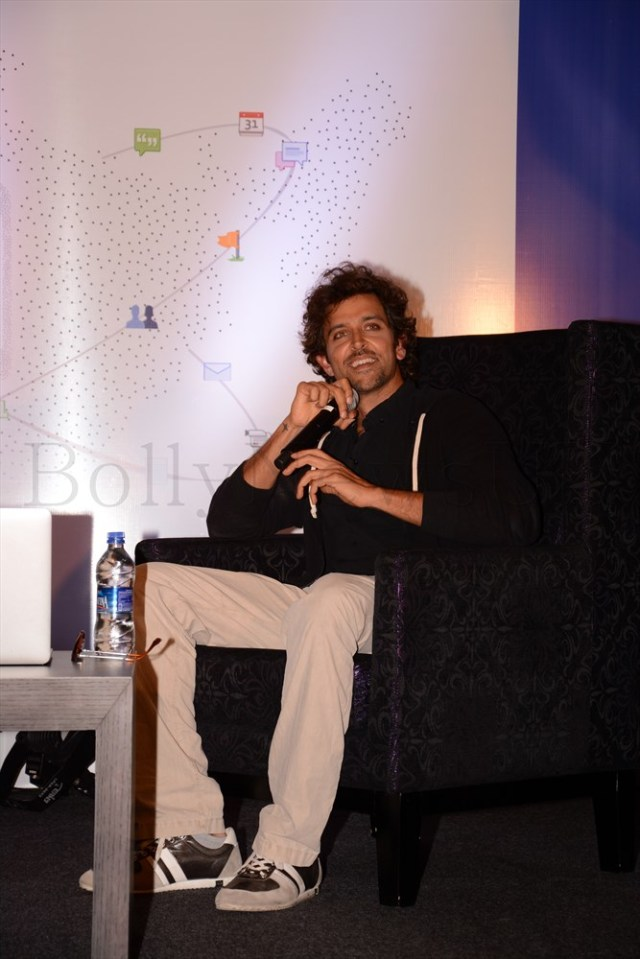 Hrithik Roshan - Krrish 3 Launch (2)
