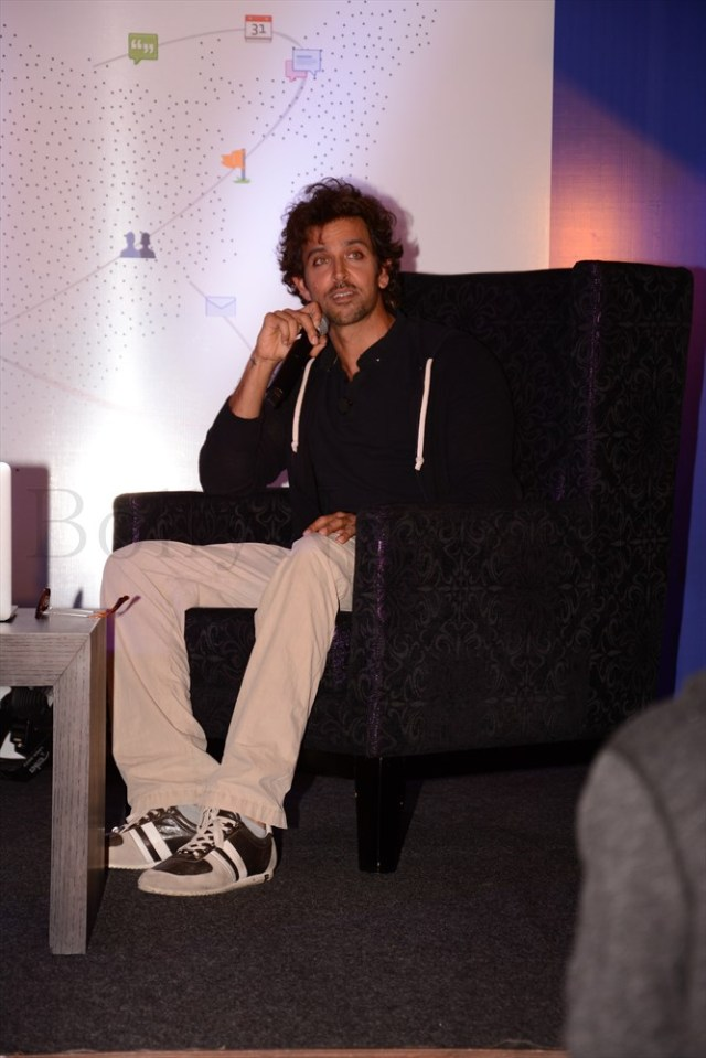 Hrithik Roshan - Krrish 3 Launch (3)
