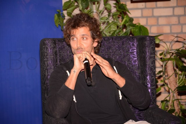 Hrithik Roshan - Krrish 3 Launch (4)