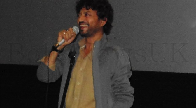Irrfan clears the air about 'Welcome To Karachi'