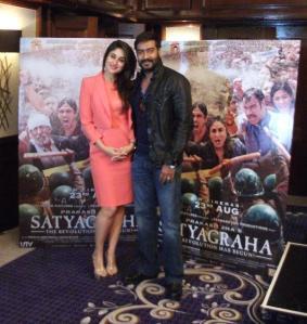 Kareena Kapoor Ajay Devgn in London