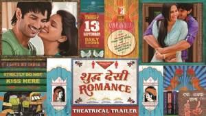 Shuddh Desi Romance - UK