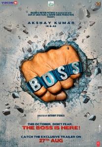 Boss - POSTER