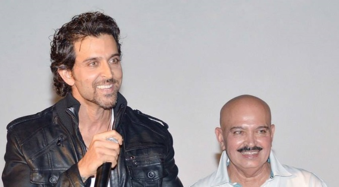 Hrithik Roshan is deeply influenced by Anil Kapoor's acting style