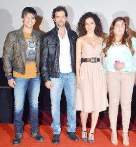 Krrish 3 Trailer Launch
