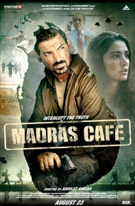 Madras Cafe -UK Release