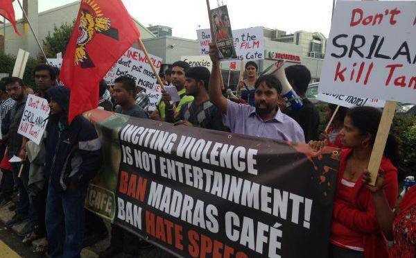 'Madras Cafe' banned in UK cinemas