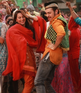 Sonakshi and Imran