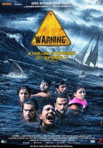 Warning UK Release
