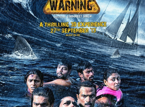 Watch: 'Warning' Theatrical Trailer
