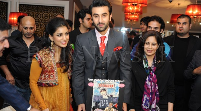 Photos: UK Launch of 'Besharam'