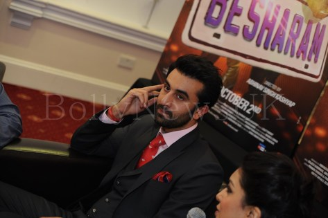Besharam UK Promotions (14)