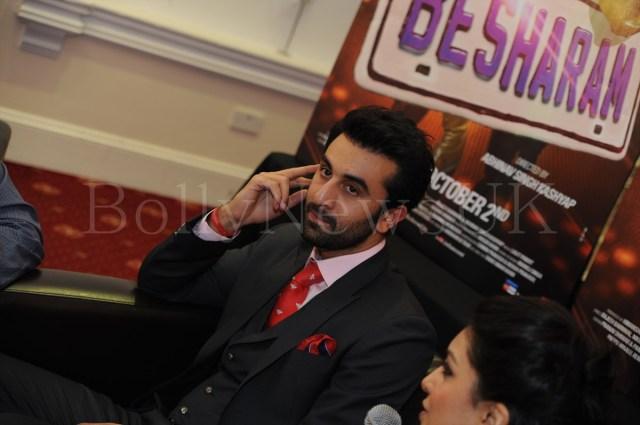 Besharam UK Promotions (14)