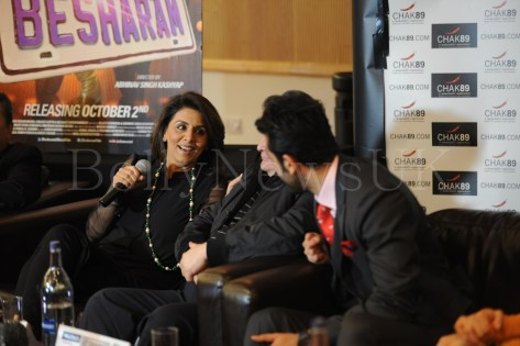 Besharam UK Promotions (23)