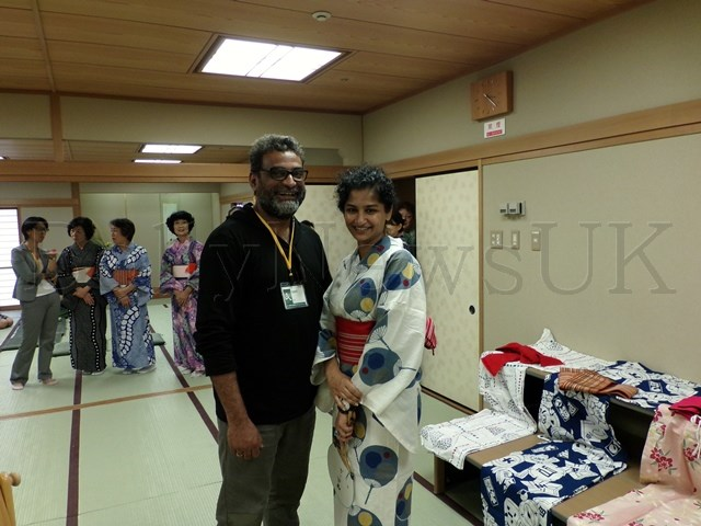 English Vinglish in Japan