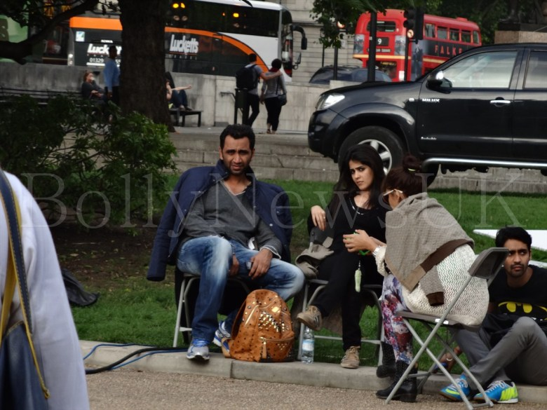 Genelia D'Souza in London - Humshakals (4)
