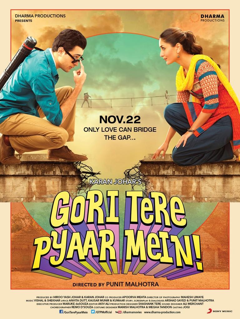Gori Tere Pyaar Mein UK Release