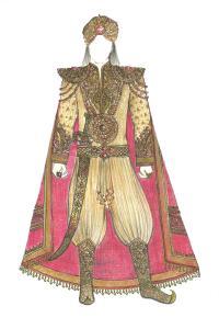 Kochadaiiyaan Costume Design