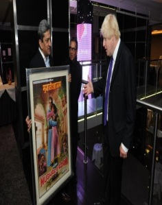 Mayor of London 100 Years of Bollywood