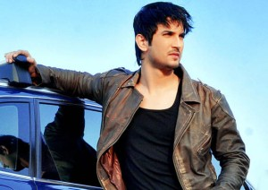 Sushant Singh in Paani