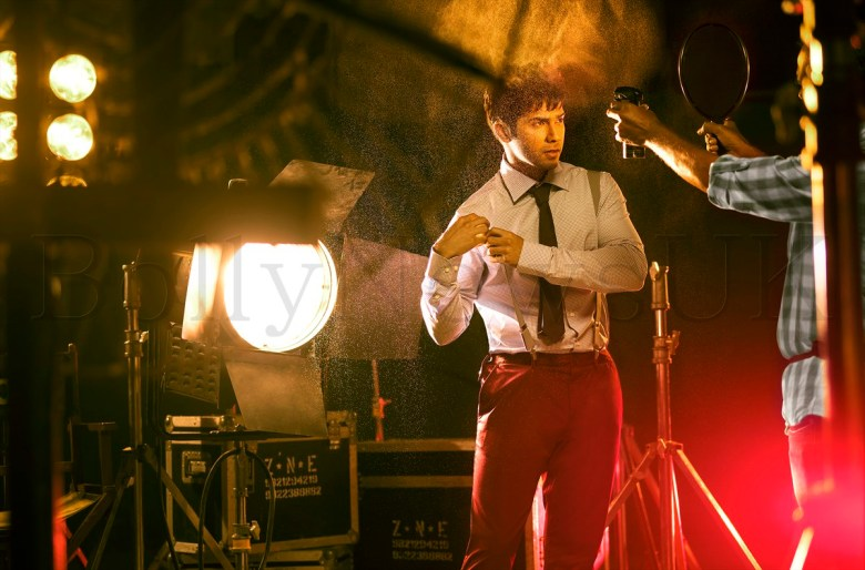 Varun Dhawan - The Man Cover Shoot (3)