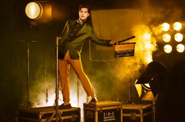 Varun Dhawan - The Man Cover Shoot (6)