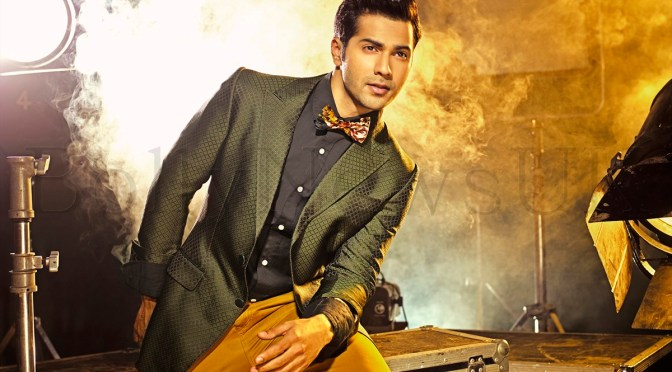 Interview: Varun Dhawan talks about 'Main Tera Hero'
