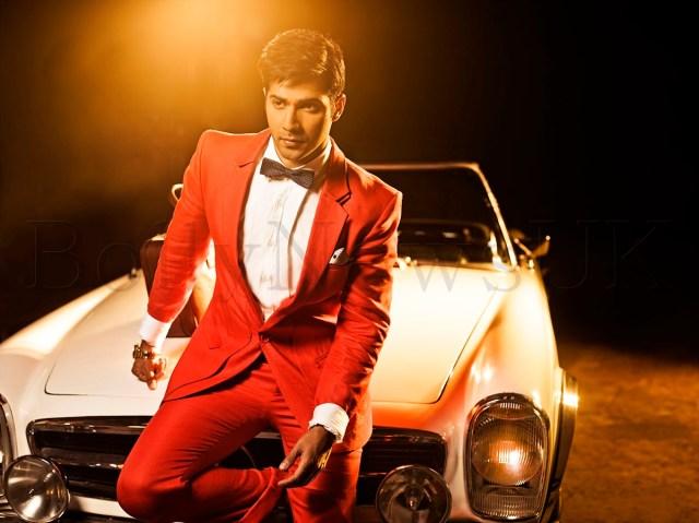 Varun Dhawan - The Man Cover Shoot (9)