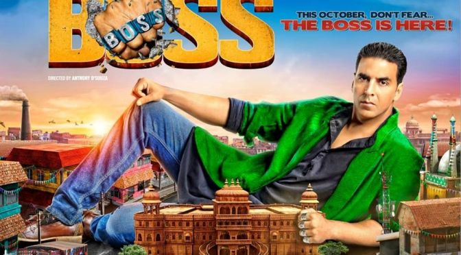Interview: Akshay Kumar talks about 'BOSS'