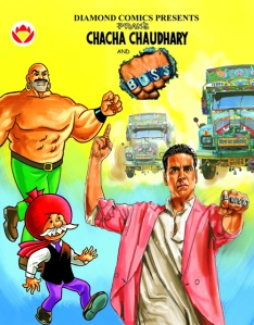 Chacha Chaudhary  Boss