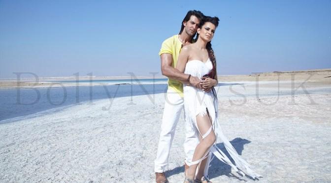 Hrithik-Kangana's romantic song