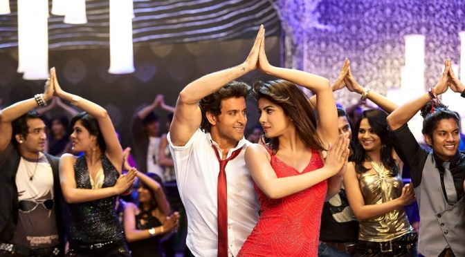 Meet Hrithik Roshan and Priyanka Chopra in London