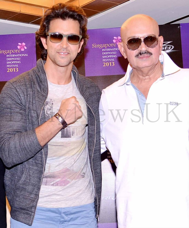 Hrithik Roshan promoting Krrish 3 in Singapore (18)