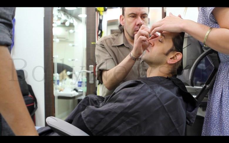 Krrish 3 - Hrithik Make-Up (1)