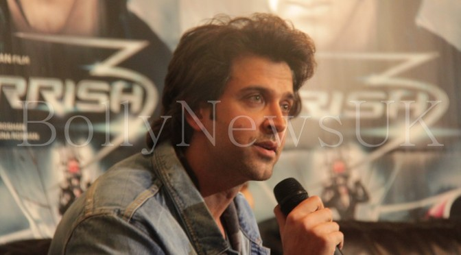 Hrithik opts out of Dharma Productions' 'Shuddhi'