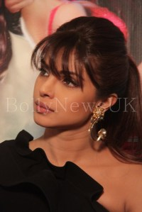 Priyanka Chopra and Hrithik Roshan in London for Krrish 3 with Sunny Malik (6)