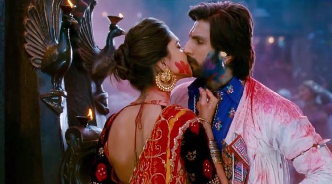Deepika and Ranveer sizzle in 'Lahu Munh Lag Gaya'